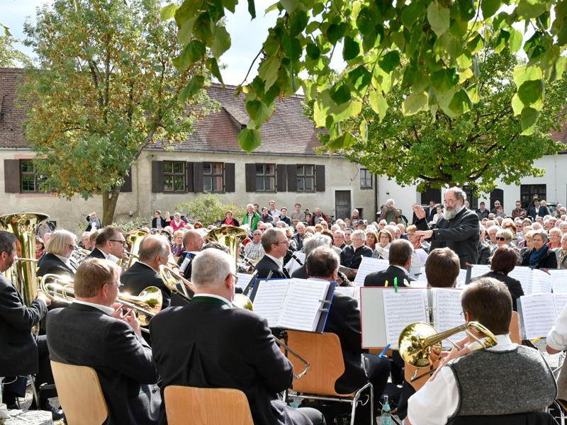 Musik aus Alt -Ingolstadt 2015 © Ulrich Rössle / Stadt Ingolstadt