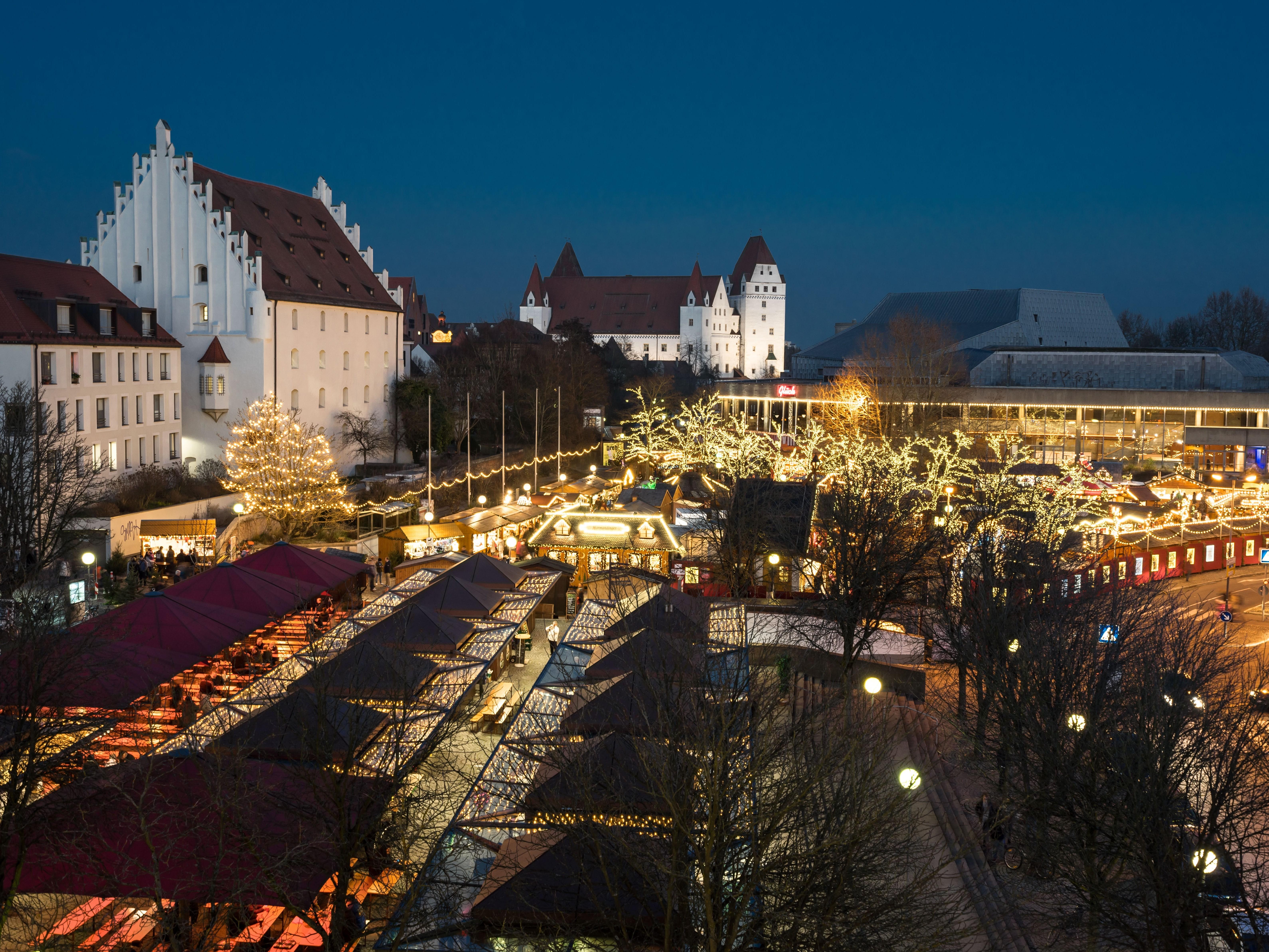 Christkindlmarkt Ingolstadt © Erich Reisinger